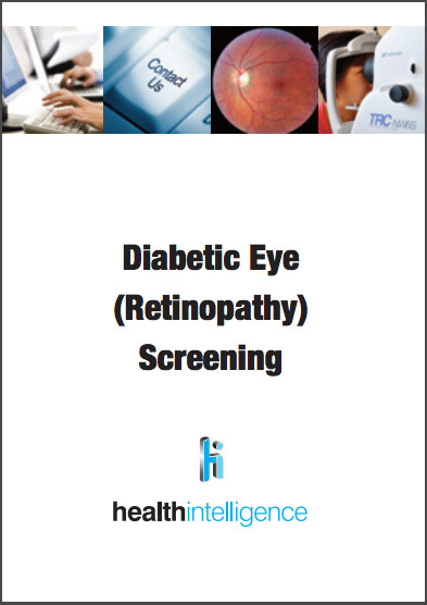 Diabetic Eye Screening Brochure